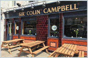 Sir Colin Campbell Music Quiz